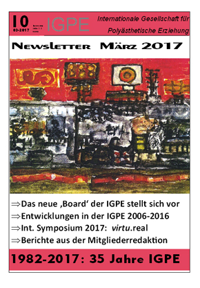 Titelblatt Newsletter 10